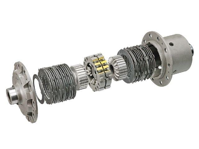 Mercedes CL63 AMG (2007-2013) - 100% Locking Limited Slip Differential