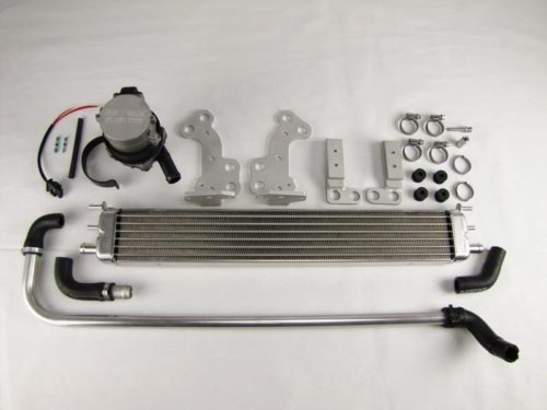 Mercedes E63 AMG Biturbo (2012-2013) - RENNtech Charge Cooler Pump Upgrade Kit
