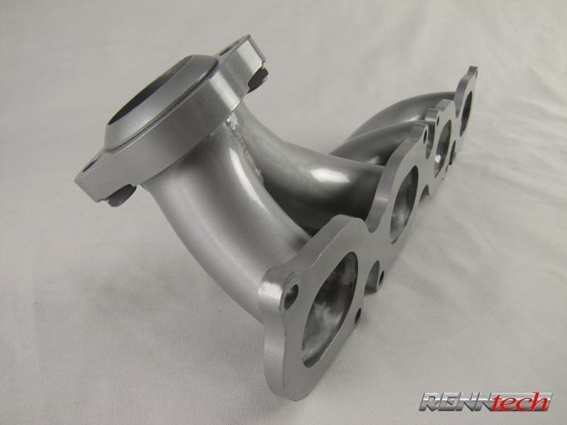 Mercedes E63 AMG (2010-2011) - RENNtech Stainless Steel Manifolds for M156