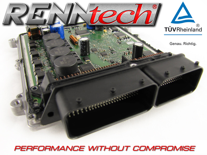 Mercedes CL550 Biturbo (2007-2013) - RENNtech ECU upgrade