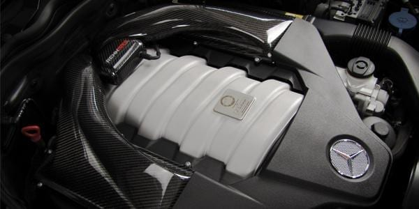 Mercedes CLK63 AMG (2004-2010) - RENNtech Performance Package - Stage 1
