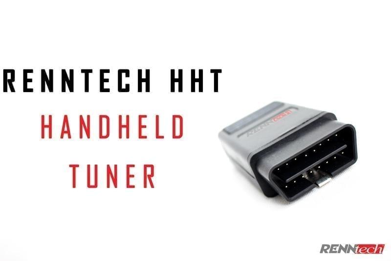 Mercedes SLS AMG GT - RENNtech Handheld Tuner